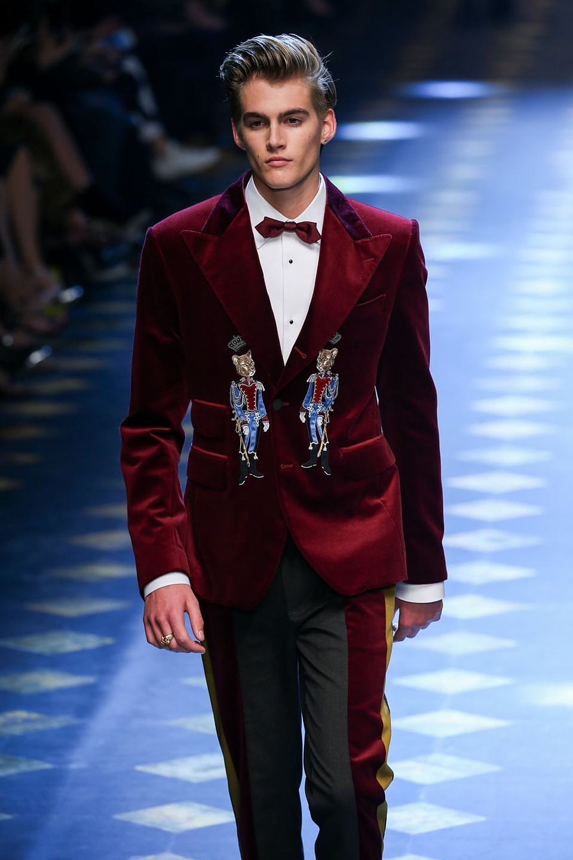 Сыновья Памелы Андерсон и Джуда Лоу стали моделями Dolce&Gabbana