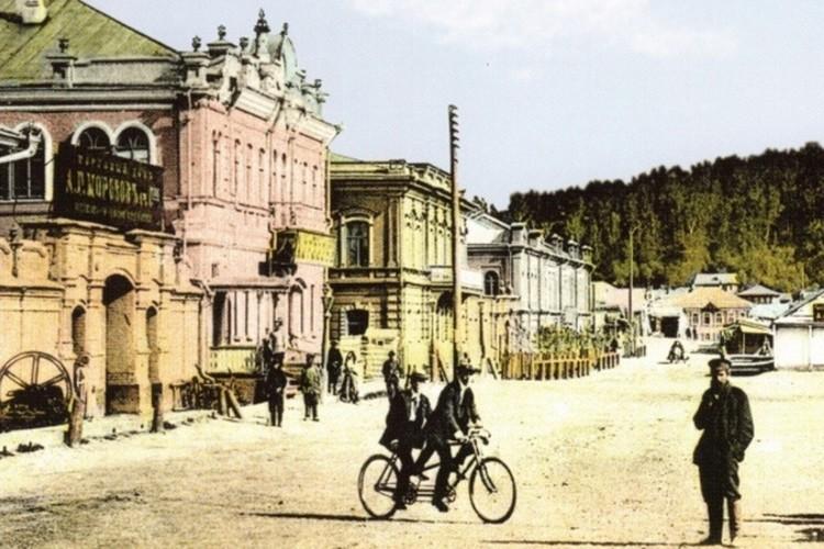 Историческое здание в Барнауле продают за рубль