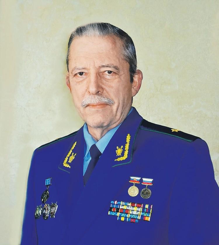 Ветеран органов следствия и альпинист Сергей Шкрябач. Фото: Личный архив