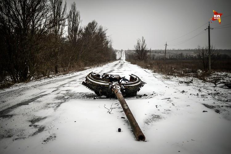Донбасс – это зона ответственности не перед жителями Донбасса или Украины, а перед будущим России