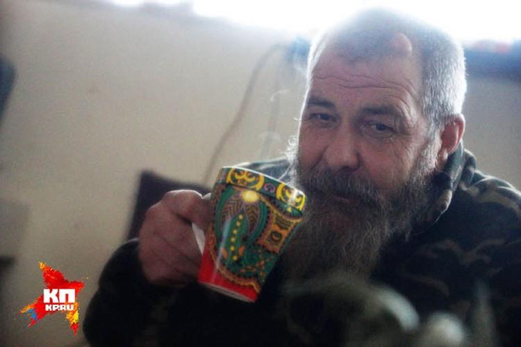 Михаил Санников до последнего был уверен, что его монастырь не снесут