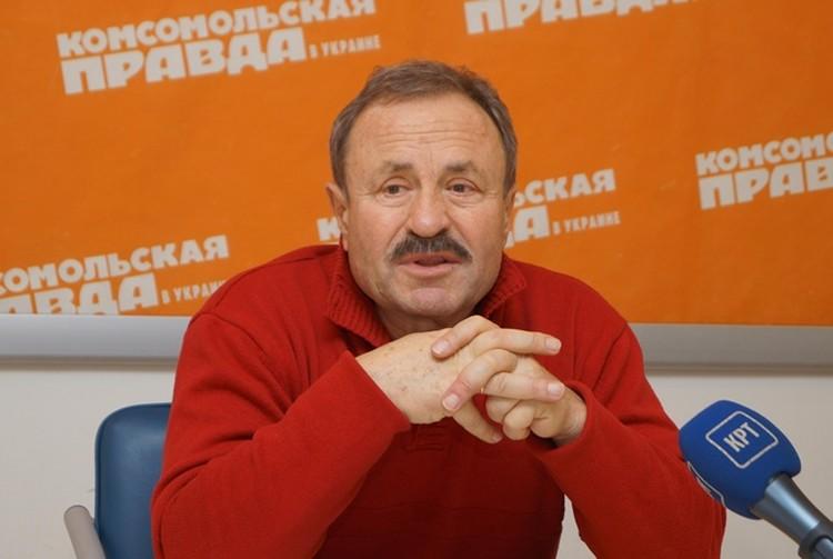 Владимир Быстряков. ФОТО Михаил Бакузов