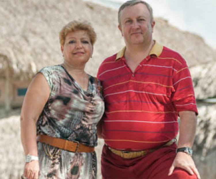 Супруга Варчука была и остается самой богатой генеральской женой в МВД России