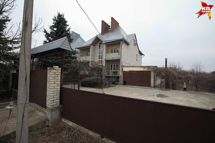 Дом, который предложили Мартенсам для проживания в Ставрополе