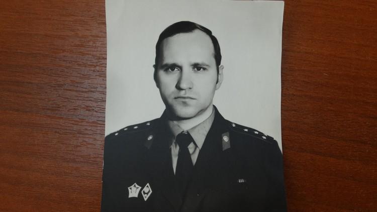В транспортную милицию Миша пришел после службы в армии