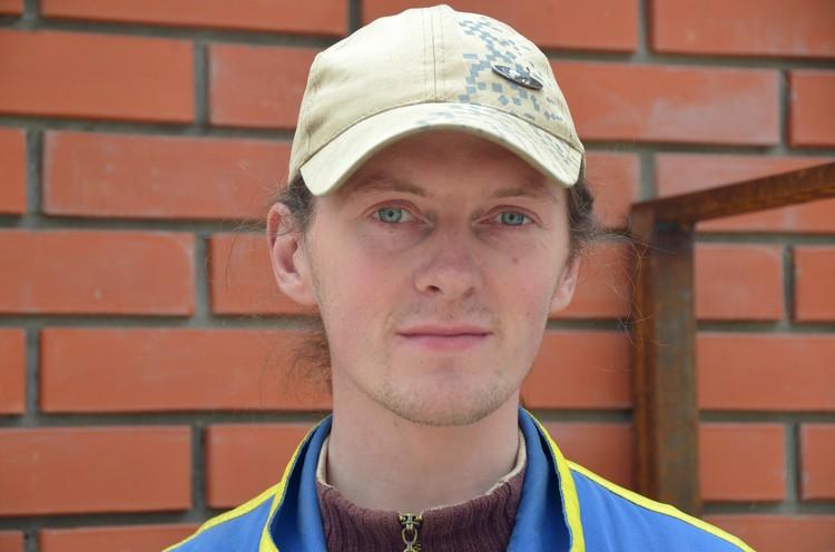 Арсений Помаскин - добродушный помощник животных