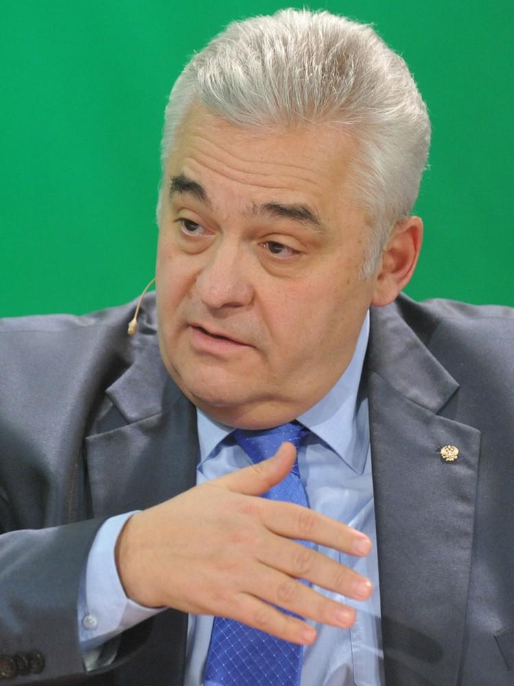 Владимир Овчинский.