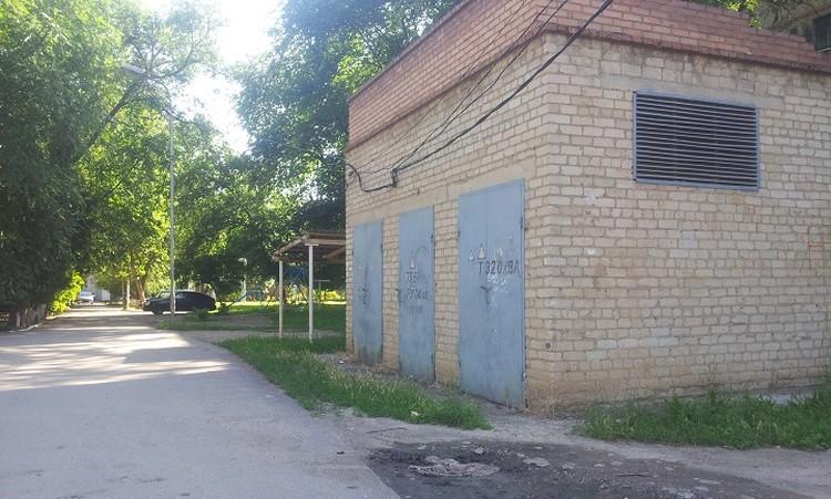 Здесь произошло нападение на девочек 20 июня.