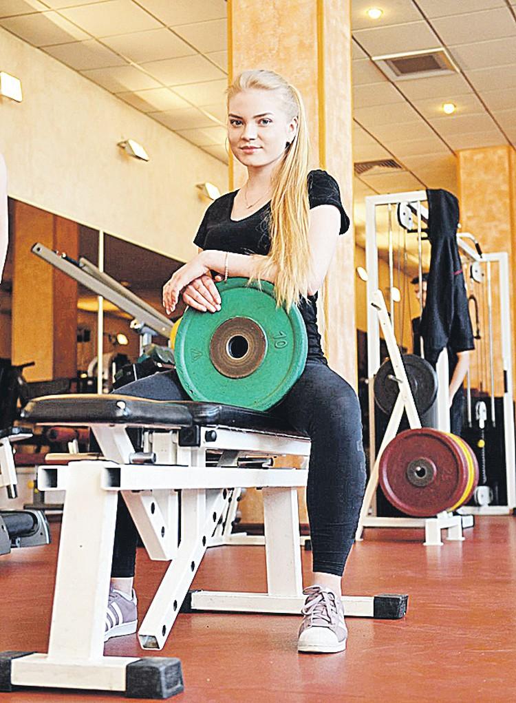 У студентов вуза много возможностей для самореализации: современные спортзалы...