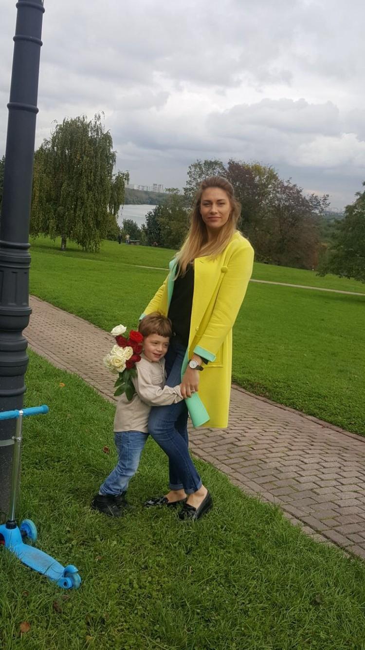 Судебные тяжбы за признание отцовства Екатерина Ифтоди начала в марте 2015-го