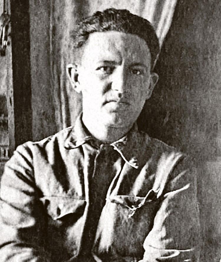 Герман Гернер работал на польскую разведку и часто менял имена. Фото: Личный архив Ивана Ильичева