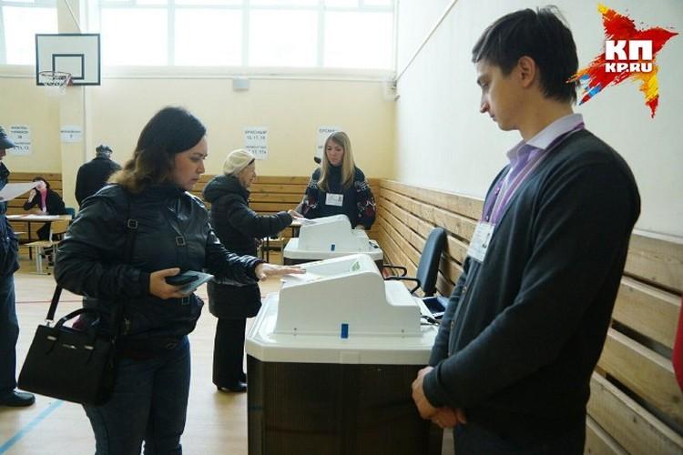 Явка на выборы превысила результат 14-летней давности, и составила 37%