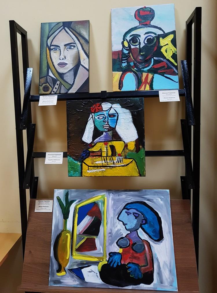 А что, Пикассо вовсе не зря мечтал писать как дети! Это лишь несколько работ с выставки в Институте Сервантеса.