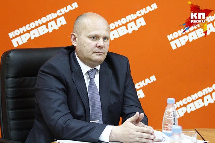 Владислав Логинов, глава Советского района Красноярска, набрал 1739 баллов
