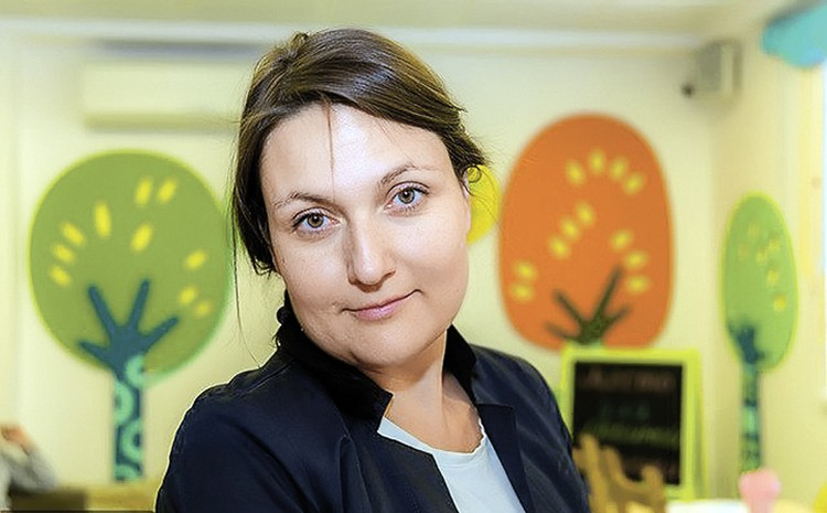 Психолог Регина Беседа - сама мама троих детей.