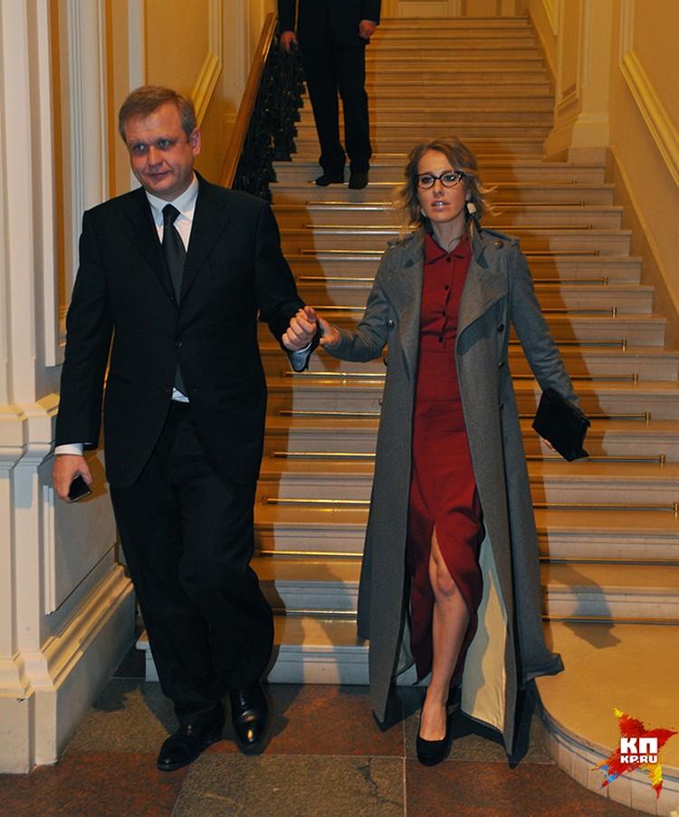 В 2011 году ей публично признался в любви экс-депутат и экс-глава департамента культуры Москвы Сергей Капков