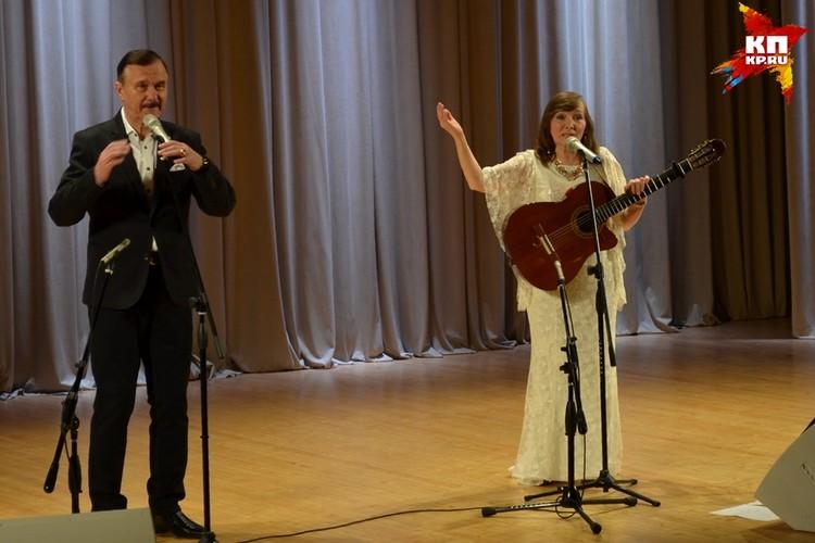 Концерт «Романс души» в Липецке