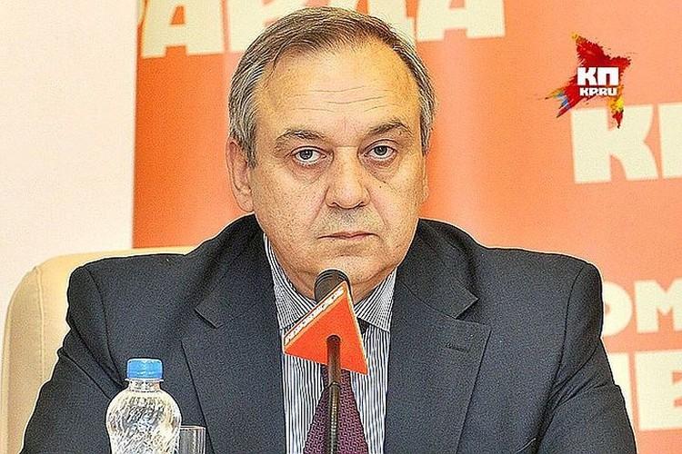 Вице-премьер правительства Крыма Георгий Мурадов.