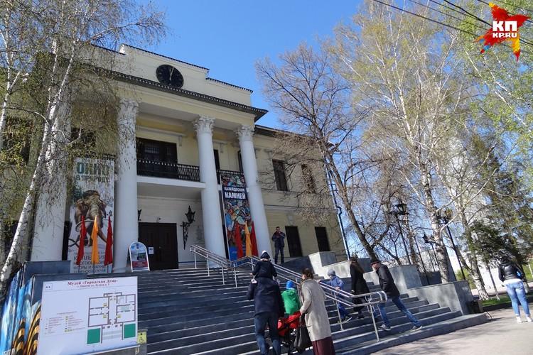 """В музеях Тюмени пройдет """"Ночь искусств""""."""