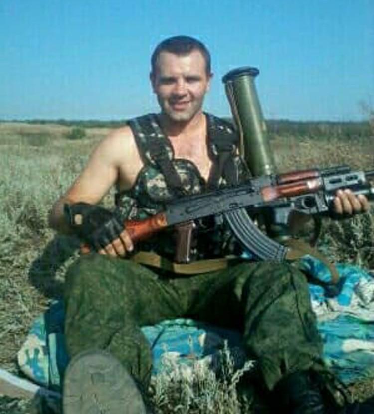 Сергей Сапожников служил в подразделении «Керчь»