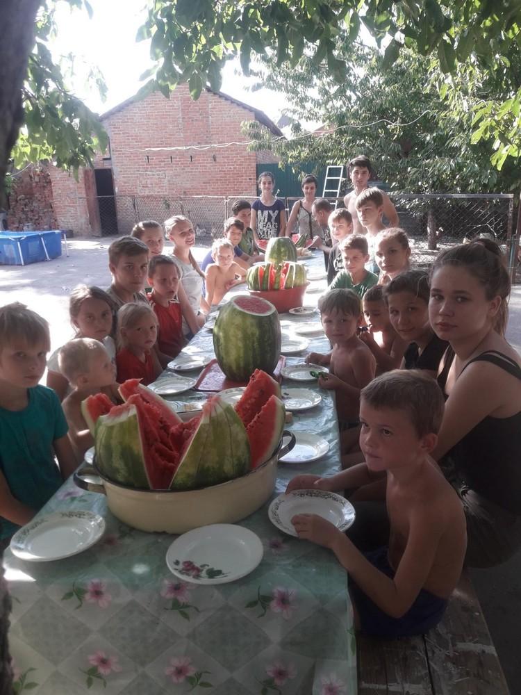 """Лето любят все. Фото: страница в """"Одноклассниках"""" Татьяны Сорокиной."""