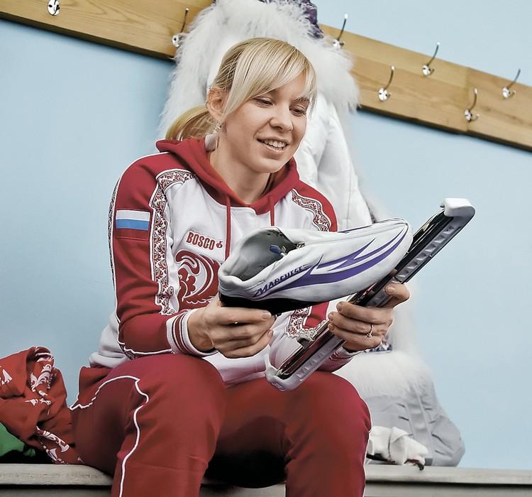 Юлия Скокова говорит, что непременно поедет на Олимпиаду.