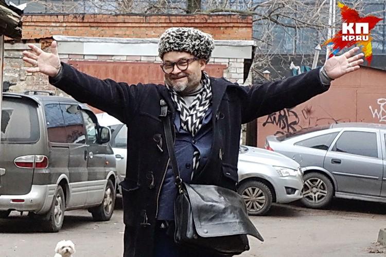 Александр Васильев в Воронеже.