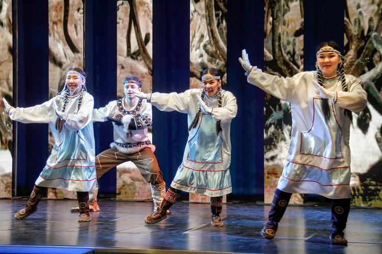 Впрочем, Дни Дальнего Востока - это не только выставка достижений и потенциала дальневосточных регионов.
