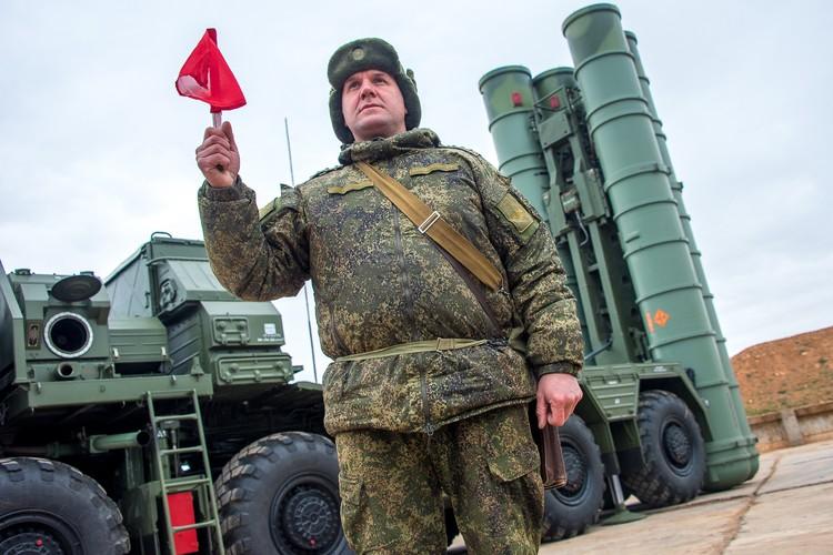 Второй дивизион ЗРК С-400 будет контролировать воздушное пространство над Чонгаром и Армянском.