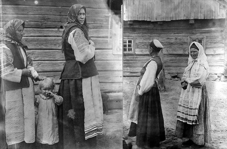 Белорусы боялись дурного глаза, но и сами могли навредить таким же образом. Фото: Исаак СЕРБОВ