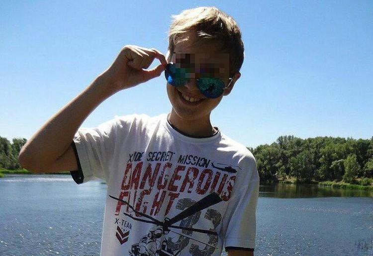 Один из погибших - ученик 11 б класса СОШ №8 Орска Илья Полетаев