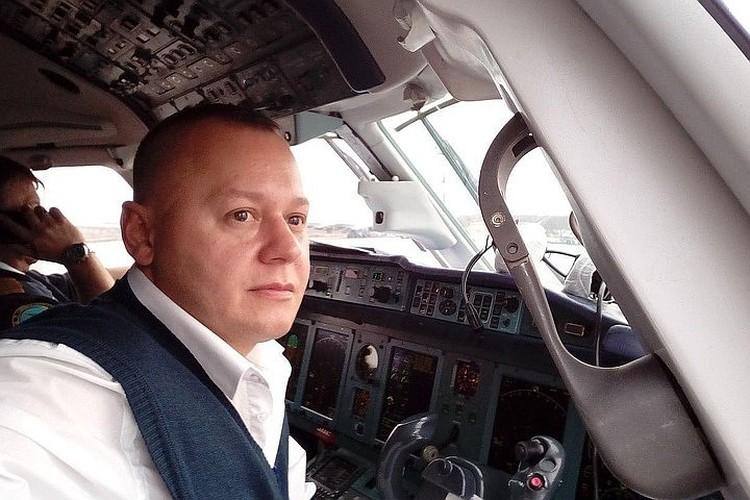 У Сергея Гамбаряна было больше 800 часов налета на реальных рейсах