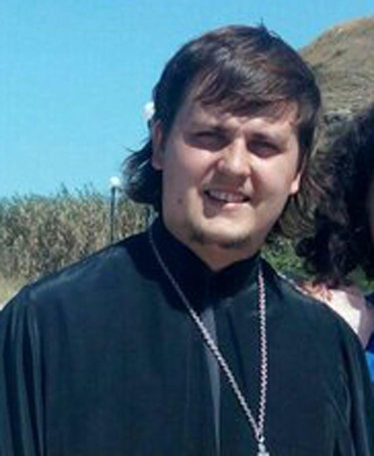 Отец Павел. Фото: Личная страница героя публикации в соцсети