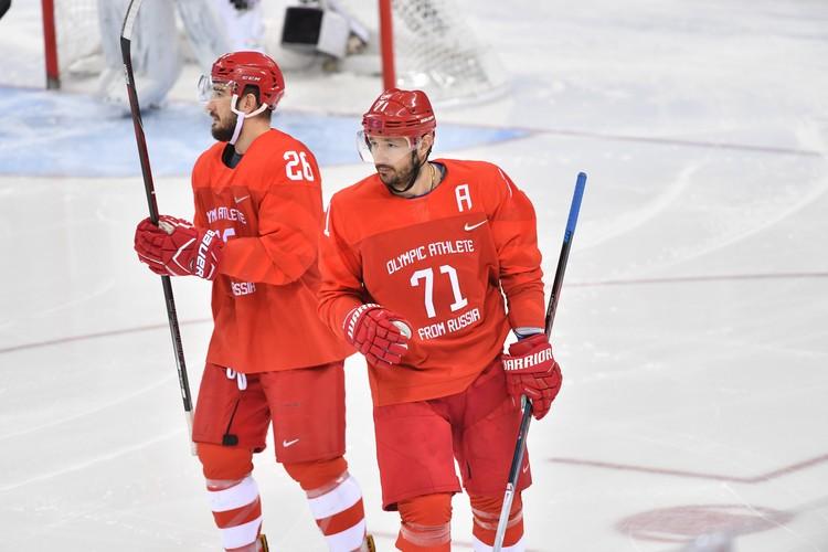 Вячеслав Войнов и Илья Ковальчук