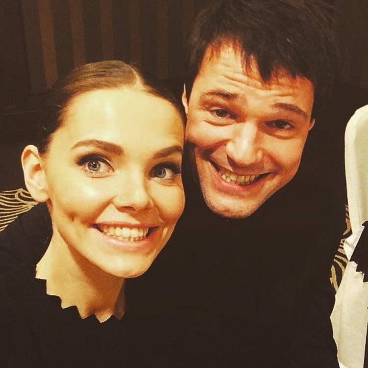 Елизавета Боярская и Данила Козловский. Фото: instagram.