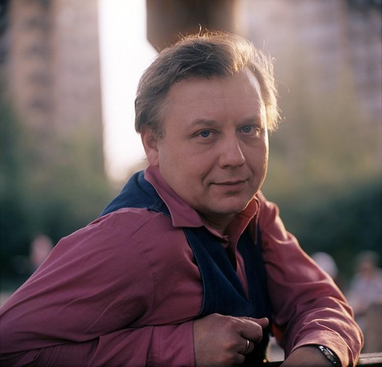 """Олег Табаков: """"Жил вроде не зря"""""""