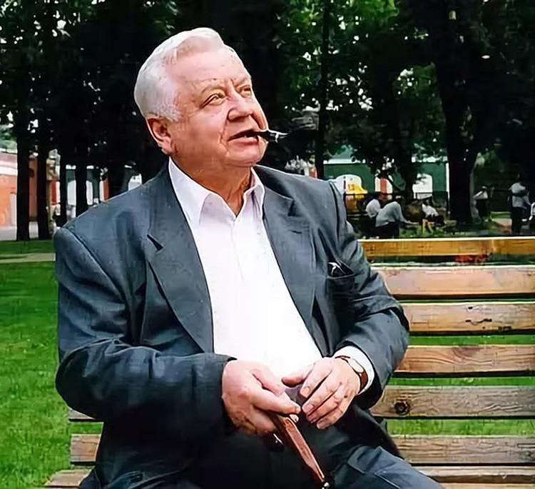 «Есенин», генерал КГБ Семагин, 2005 год.