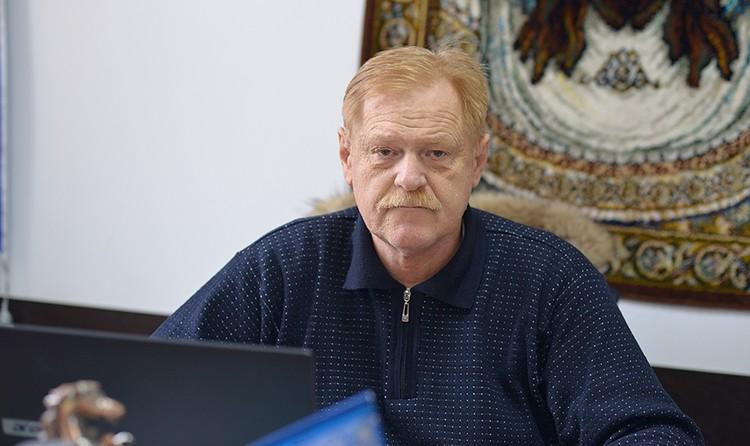 Атаман Валентин Иванов