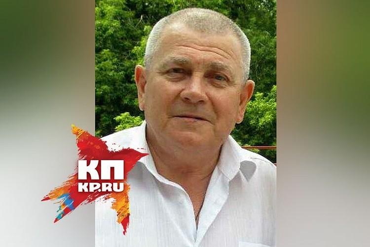 Убитый охранник Петр Стрельцов