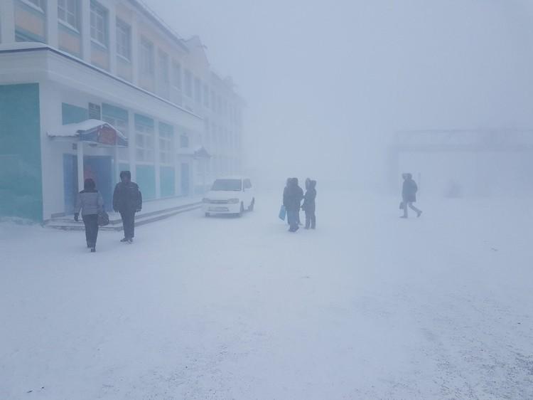 Избирателей на Чукотке не испугает никакая непогода