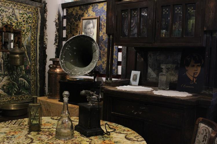 В казанском музее большое внимание уделено истории.