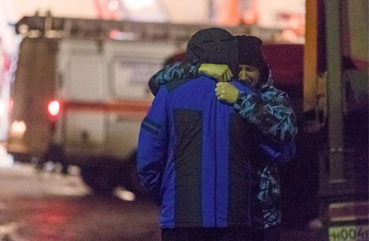 Пожар стал трагедией для всего города Фото: Данил Айкин/ТАСС