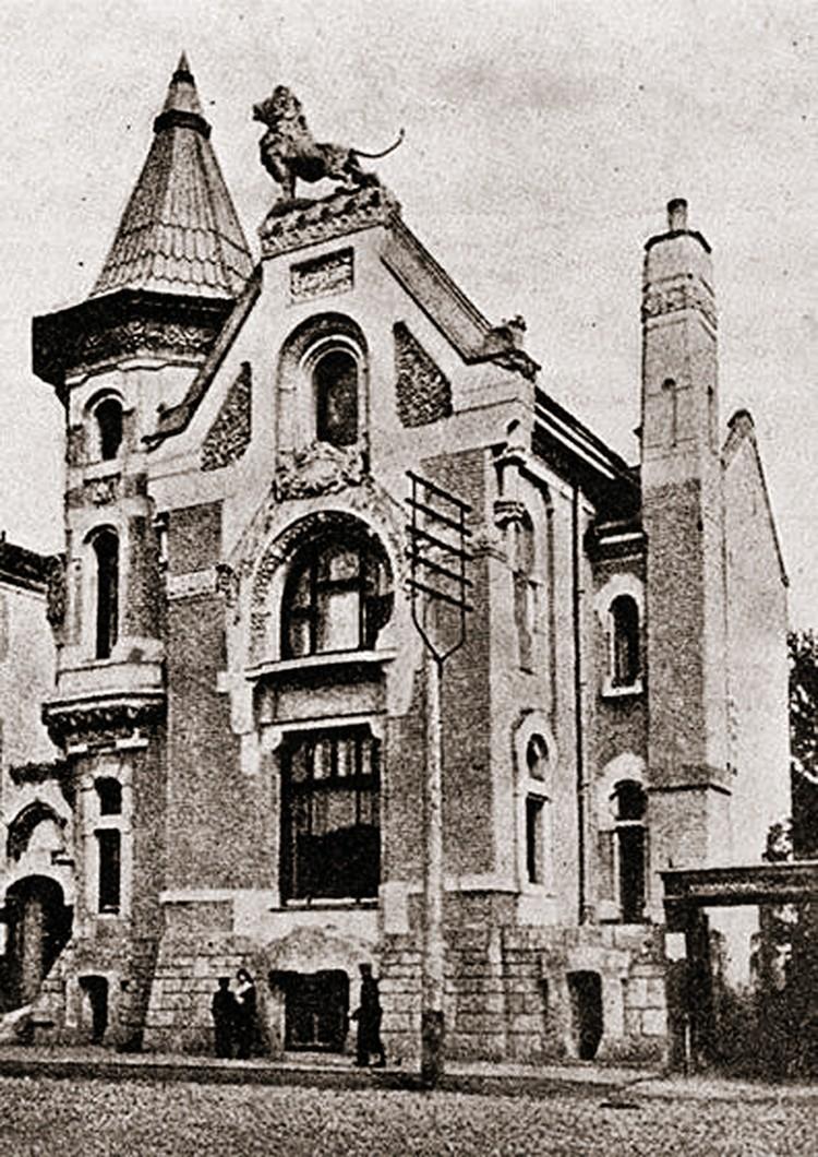 Здание считается одним из символов московского модерна. Фото: Предоставлено Департаментом культурного наследия города Москвы