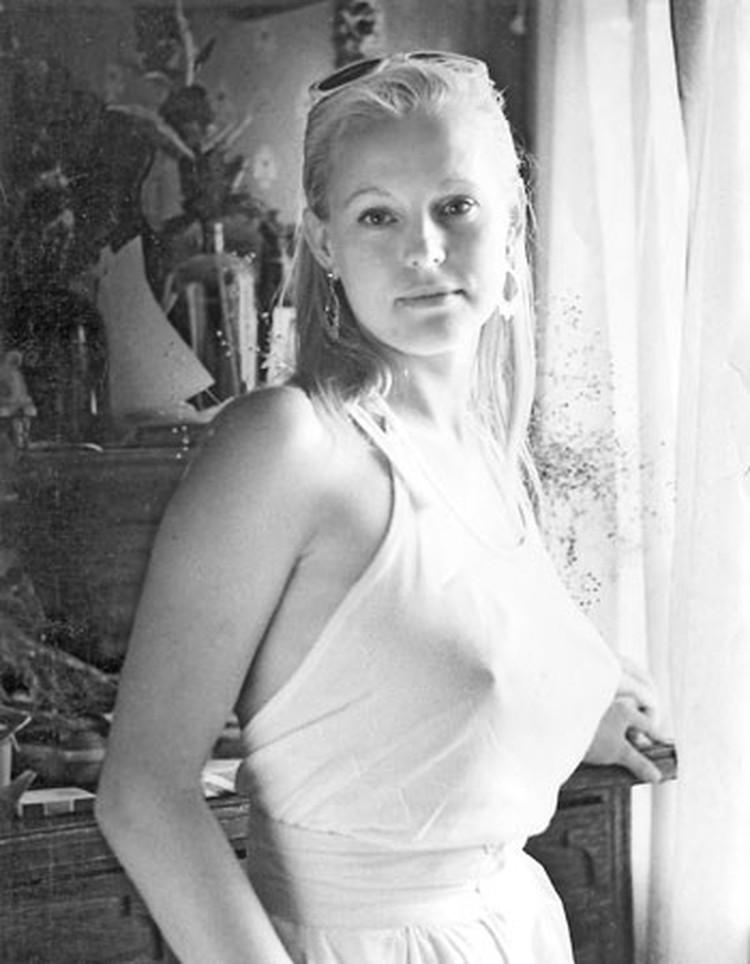 Актриса на снимке 1989 года. ФОТО Официальный сайт Елены Кондулайнен