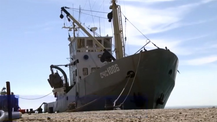 Заключение наших моряков на Украине длится уже третью неделю