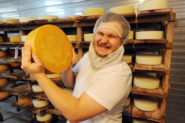 И вылилось импортозамещение в одного Сироту с сыром до 1200 рублей