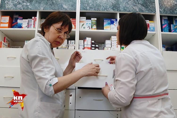 Всего на российский рынок поступает 220 наименований американских лекарств. Стараниями депутатов этот список может сократиться.