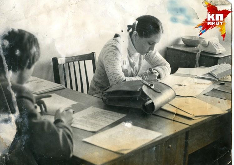 Вера Савина и Дмитрий Подберезский одно время делили соседние столы в одном кабинете на БТ. Фото: архив Веры Савиной