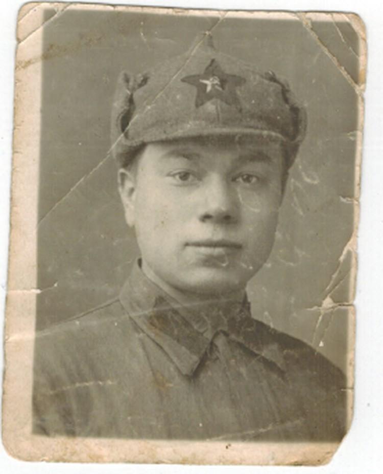 Василий Самойлов. Фото: семейный архив