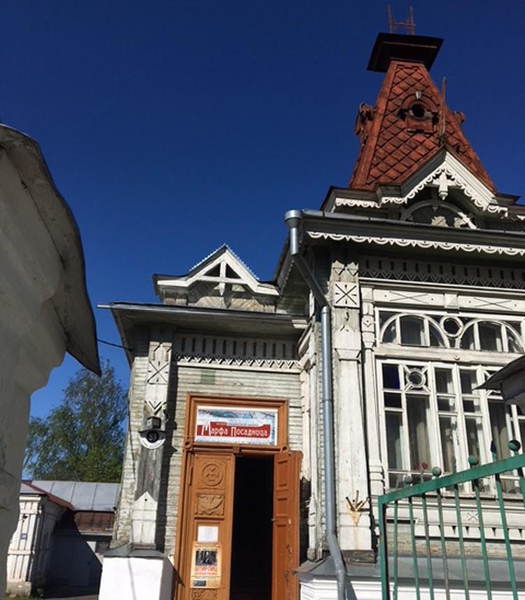 Ан-нет: это старинный русский город Гороховец!